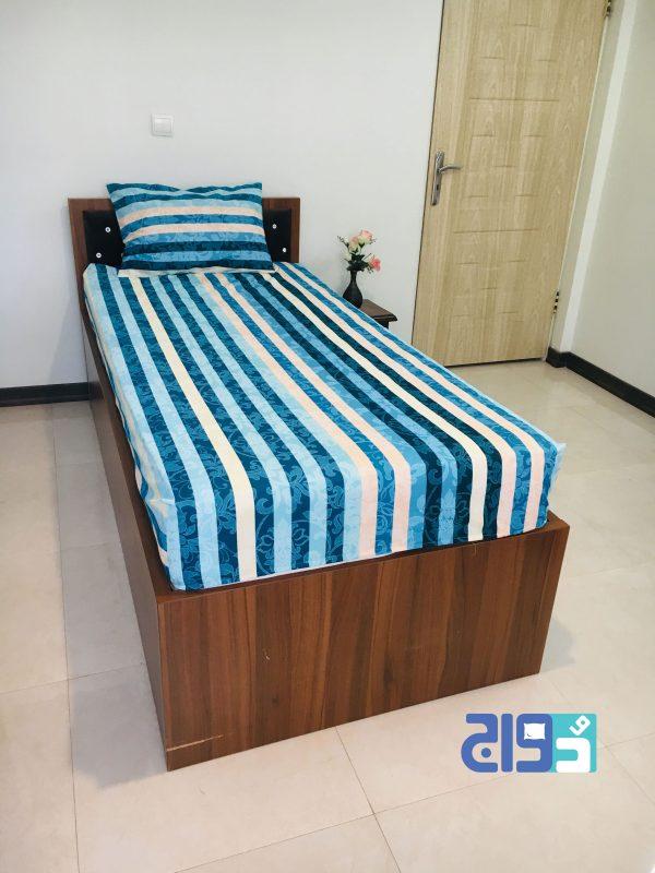 روتختی عرض ۱۲۰ مناسب تخت های یک و نیم نفره