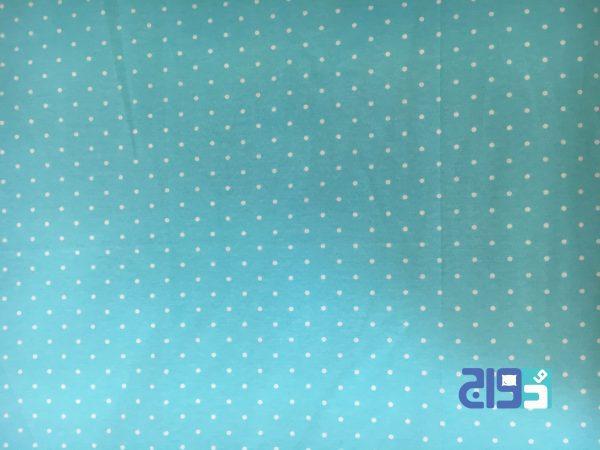 ملحفه کشدار تک نفره کد1398814 (رنگ آبی)